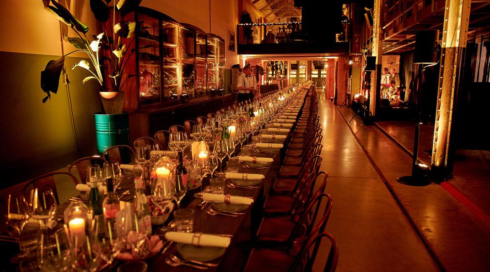 10 Years Of Wetransfer Dinner
