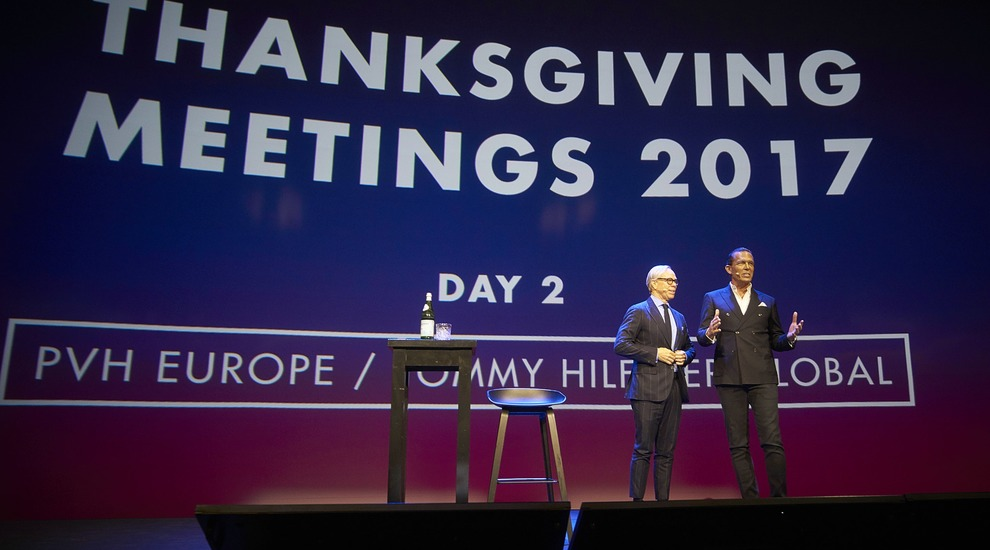 PVH Thanksgiving Meetings