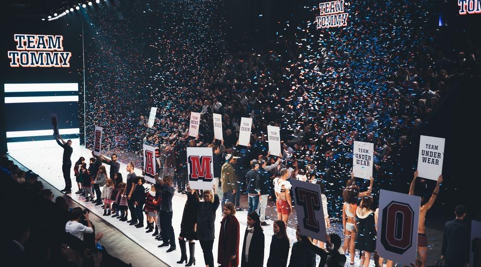 Tommy Hilfiger Europe Fashion Shows