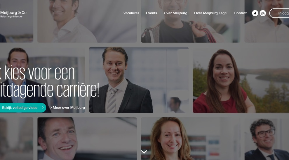 Recruitment Campagne & Website