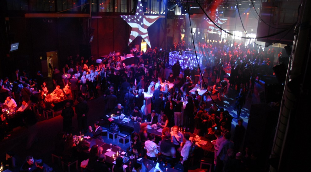 Tommy Hilfiger Europe Christmas Party